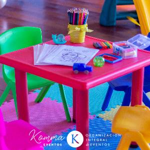 Sector de niños
