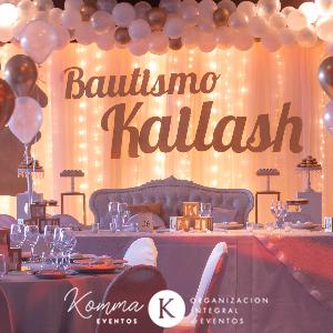 Bautismo Kailash